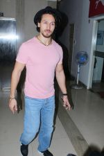 Tiger Shroff at the Special Screening Of Film Munna Michael on 20th July 2017