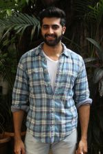 Akshay Oberoi promotes for Film Gurgaon on 21st July 2017 (24)_597308fb70f0d.JPG