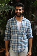 Akshay Oberoi promotes for Film Gurgaon on 21st July 2017