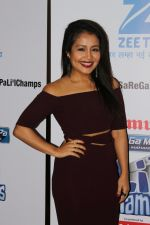 Neha Kakkar at the Press conference of Sa Re Ga Ma Pa Li_l Champs on 21st July 2017  (46)_5972fe1f364ff.JPG