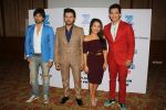Neha Kakkar, Himesh Reshammiya, Aditya Narayan & Javed Ali at the Press conference of Sa Re Ga Ma Pa Li_l Champs on 21st July 2017  (65)_5972fe5310aa3.JPG