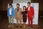 Neha Kakkar, Himesh Reshammiya, Aditya Narayan & Javed Ali at the Press conference of Sa Re Ga Ma Pa Li_l Champs on 21st July 2017  (66)_5972fe21aef40.JPG