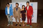 Neha Kakkar, Himesh Reshammiya, Aditya Narayan & Javed Ali at the Press conference of Sa Re Ga Ma Pa Li_l Champs on 21st July 2017  (67)_5972fde249737.JPG