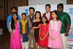 Neha Kakkar, Himesh Reshammiya, Aditya Narayan & Javed Ali at the Press conference of Sa Re Ga Ma Pa Li_l Champs on 21st July 2017  (87)_5972fde578f49.JPG
