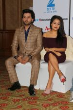 Neha Kakkar, Javed Ali at the Press conference of Sa Re Ga Ma Pa Li_l Champs on 21st July 2017  (55)_5972fe56486d8.JPG