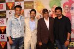 Shreyas Talpade, Dharmendra, Sunny Deol, Bobby Deol at the Trailer Launch Of Film Poster Boys on 24th July 2017 (63)_597606f5b3317.JPG