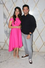 Swapnil Joshi, Rucha Inamdar at the Music Launch Of Marathi Film Bhikari on 23rd July 2017 (20)_5975701449a67.JPG