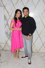 Swapnil Joshi, Rucha Inamdar at the Music Launch Of Marathi Film Bhikari on 23rd July 2017 (23)_59757015736b7.JPG