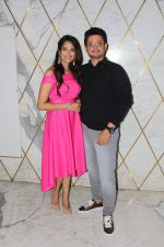 Swapnil Joshi, Rucha Inamdar at the Music Launch Of Marathi Film Bhikari on 23rd July 2017 (25)_59757016a3b92.JPG