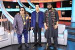 Bappi Lahiri, Ismail Darbar, Lalit Pandit At The Launch Of The Music Reality Show Suron ka Eklavya on 26th July 2017