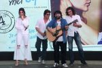 Shah Rukh Khan, Anushka Sharma, Imtiaz Ali, Pritam Chakraborty at the Song Launch Of Film Jab Harry Met Sejal on 26th July 2017 (34)_5979679d76a14.JPG