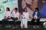 Shah Rukh Khan, Anushka Sharma, Imtiaz Ali, Pritam Chakraborty at the Song Launch Of Film Jab Harry Met Sejal on 26th July 2017 (55)_597967d90c859.JPG