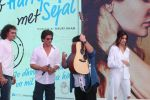 Shah Rukh Khan, Anushka Sharma, Imtiaz Ali, Pritam Chakraborty at the Song Launch Of Film Jab Harry Met Sejal on 26th July 2017 (57)_5979679f6252c.JPG