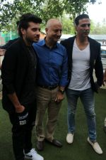 Akshay Kumar, Anupam Kher, Divyendu Sharma at the Media Interaction For Film Toilet-Ek Prem Katha on 27th July 2017 (27)_597bf9d534eb5.JPG