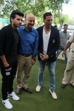 Akshay Kumar, Anupam Kher, Divyendu Sharma at the Media Interaction For Film Toilet-Ek Prem Katha on 27th July 2017 (29)_597bf9d673fdb.JPG