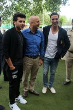 Akshay Kumar, Anupam Kher, Divyendu Sharma at the Media Interaction For Film Toilet-Ek Prem Katha on 27th July 2017 (31)_597bf9d75b972.JPG
