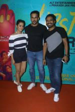 Anita Hassanandani, Rohit Reddy at the The Red Carpet along With Success Party Of Film Lipstick Under My Burkha on 28th July 2017