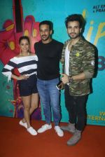 Karan Tacker, Anita Hassanandani, Rohit Reddy at the The Red Carpet along With Success Party Of Film Lipstick Under My Burkha on 28th July 2017