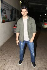 Sooraj Pancholi at the Special Screening Of Film Mubarakan on 28th July 2017