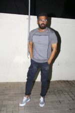 Sunil Shetty at the Special Screening Of Film Mubarakan on 28th July 2017