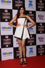 Adah Sharma At Red Carpet Of Big Zee Entertainment Awards 2017 on 29th July 2017