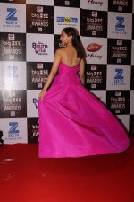 Alia Bhatt At Red Carpet Of Big Zee Entertainment Awards 2017 on 29th July 2017