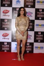 Anya Singh At Red Carpet Of Big Zee Entertainment Awards 2017 on 29th July 2017