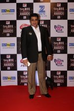 Ayub Khan At Red Carpet Of Big Zee Entertainment Awards 2017 on 29th July 2017