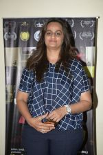 Designer Bhumika Chedda at the special screening of the film SAB THEEK HAIN on 27th July 2017