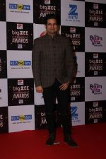 Karan Mehra At Red Carpet Of Big Zee Entertainment Awards 2017 on 29th July 2017
