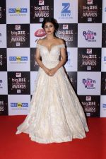 Mouni Roy At Red Carpet Of Big Zee Entertainment Awards 2017 on 29th July 2017