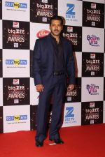 Salman Khan At Red Carpet Of Big Zee Entertainment Awards 2017 on 29th July 2017