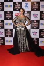 Sana Khan At Red Carpet Of Big Zee Entertainment Awards 2017 on 29th July 2017 (62)_597d92a2beb24.JPG
