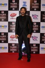 Shreyas Talpade At Red Carpet Of Big Zee Entertainment Awards 2017 on 29th July 2017