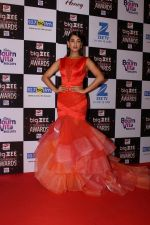 Sonal Chauhan At Red Carpet Of Big Zee Entertainment Awards 2017 on 29th July 2017