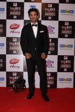 Sushant Singh Rajput At Red Carpet Of Big Zee Entertainment Awards 2017 on 29th July 2017