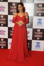 Swara Bhaskar At Red Carpet Of Big Zee Entertainment Awards 2017 on 29th July 2017