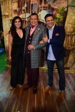 Vivek Oberoi, Richa Chadda, Mithun Chakraborty at the Episode Shoot Of The Drama Company on 29th July 2017 (61)_597d6185801ac.JPG