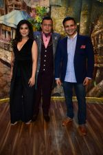 Vivek Oberoi, Richa Chadda, Mithun Chakraborty at the Episode Shoot Of The Drama Company on 29th July 2017 (63)_597d6186497d8.JPG