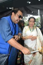 Asha Bhosle, Shankar Mahadevan at the Launch OF Zanai Bhosle_s iAzre, Apple Store on 30th July 2017 (131)_597eac02a30af.JPG