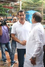 Ronit Roy at The Chautha Ceremony Of Inder Kumar on 30th July 2017 (4)_597f5d067fb51.JPG