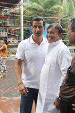 Ronit Roy at The Chautha Ceremony Of Inder Kumar on 30th July 2017 (5)_597f5d07dc250.JPG