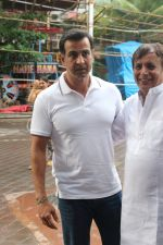 Ronit Roy at The Chautha Ceremony Of Inder Kumar on 30th July 2017 (7)_597f5d0fdfea7.JPG