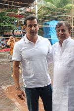 Ronit Roy at The Chautha Ceremony Of Inder Kumar on 30th July 2017 (8)_597f5d13324b8.JPG