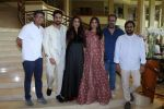 Ayushmann Khurrana, Bhumi Pednekar, Aanand L Rai, Krishika Lulla, Rs Prasanna at the Trailer Launch Of Movie Shubh Mangal Savdhan on 1st Aug 2017 (135)_59808b5fe5760.JPG