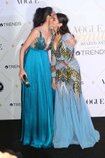 Aditi Rao Hydari at The Red Carpet Of Vogue Beauty Awards 2017 on 2nd Aug 2017