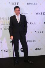 Akshay Kumar at The Red Carpet Of Vogue Beauty Awards 2017 on 2nd Aug 2017