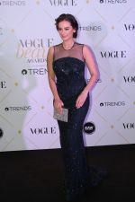 Evelyn Sharma at The Red Carpet Of Vogue Beauty Awards 2017 on 2nd Aug 2017