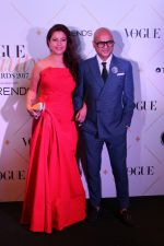 Hakim Aalim at The Red Carpet Of Vogue Beauty Awards 2017 on 2nd Aug 2017