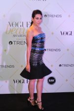 Karisma Kapoor at The Red Carpet Of Vogue Beauty Awards 2017 on 2nd Aug 2017
